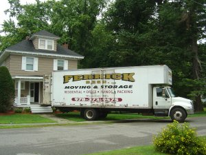 Photo - Ferrick Bros. Moving Company - Movers In Haverhill, MA - Andover, Methuen, Newburyport, North Andover, Salem NH